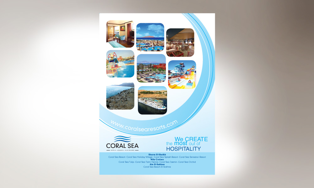 Coral Sea Magazine AD