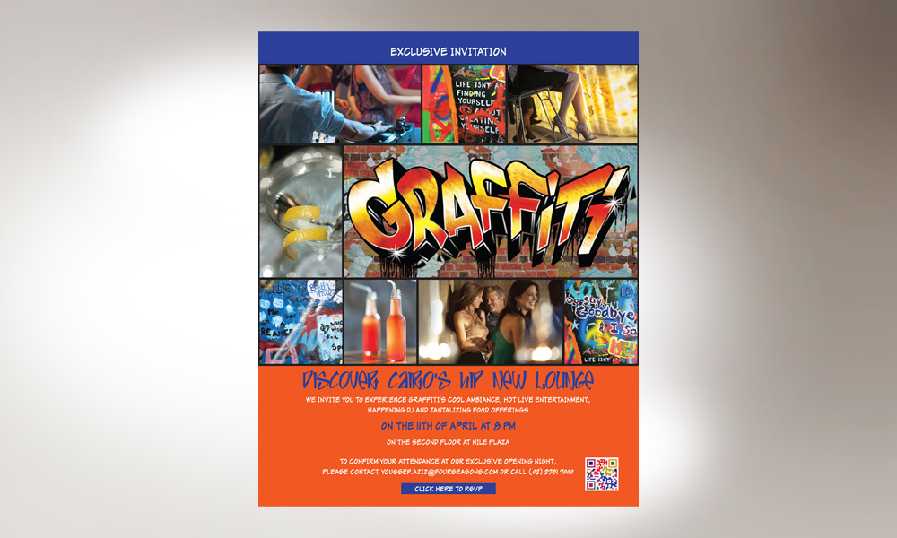Graffiti Magazine AD